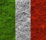 Ireland flag. On white background stock photos