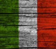 Ireland flag. On white background royalty free stock photography