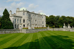 Ireland, The Gardens at Powerscourt stock photography