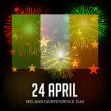 Ireland Independence Day Royalty Free Stock Photography