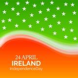 Ireland Independence Day Royalty Free Stock Image