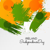 Ireland Independence Day Royalty Free Stock Photos