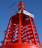 ireland latarnia morska Obrazy Royalty Free