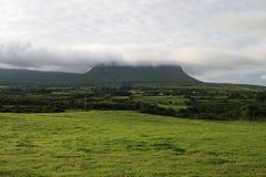 ireland liggande Arkivfoto