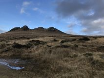 ireland nordliga newcastle Arkivbild
