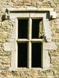 Ireland. Old window Royalty Free Stock Photo