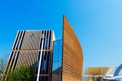 Ireland Pavilion - Expo Milano 2015 Royalty Free Stock Photo