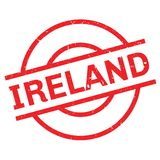 Ireland rubber stamp Royalty Free Stock Photo