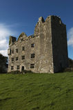 Ireland ruin 4. Acinent ruin somewhere in Ireland Royalty Free Stock Photo