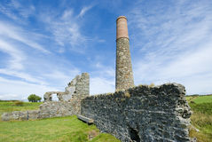 ireland ruiny zdjęcia stock