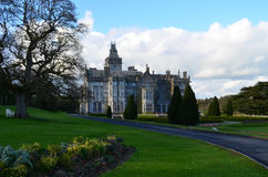 Ireland`s Adare Manor and Grounds Royalty Free Stock Photos