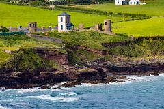 Ireland`s Southern Coast royalty free stock images