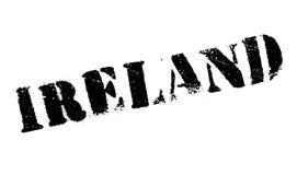Ireland stamp rubber grunge Stock Photography