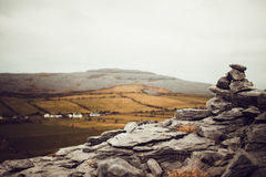 Ireland stones Royalty Free Stock Photos