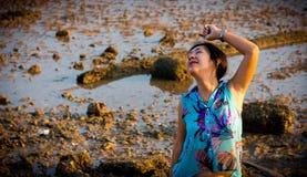 Irene Portrait Shooting imagens de stock