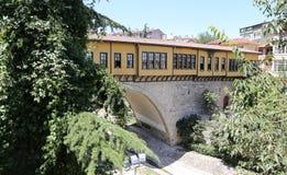 Irgandi bridge in Bursa City Stock Photo