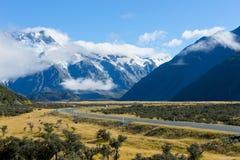 Irgendwo in Neuseeland Lizenzfreie Stockfotos