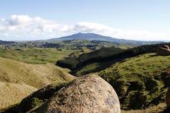 Irgendwo in Neuseeland Lizenzfreies Stockbild