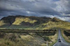 Irgendwo in Neuseeland Stockbilder