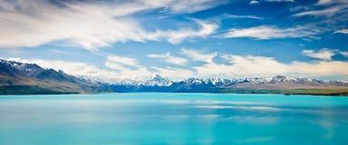 Irgendwo in Neuseeland Lizenzfreie Stockfotografie