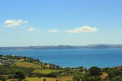 Irgendwo in Neuseeland Stockfoto