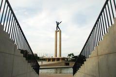 Irian Jaya wyzwolenia zabytek Dżakarta zdjęcia stock