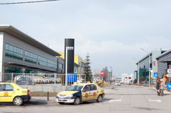 Iride-Park Lizenzfreies Stockfoto