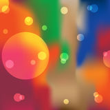 Iridescent background Royalty Free Stock Photos