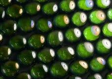 Iridescent glass beads Royalty Free Stock Photos