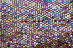 Iridescent mosaic Royalty Free Stock Photo