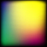 Iridescent squares Stock Images