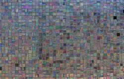 Iridescent tile 4 Stock Photos