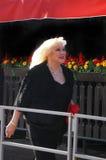 Irina Miroshnichenko at 34 Moscow Film Festival Royalty Free Stock Photos