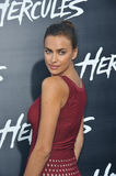 Irina Shayk Stock Photo
