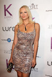 Irina Voronina. At the Kandy Magazine 1 Year Birthday Bash, Hosted by Katie Lohmann, featuring cover model , Lure, Hollywood, CA 08-17-12 royalty free stock photos