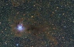 Iris Nebula royalty free stock images
