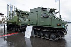 IRIS-T SLS wszczyna stację z rozkazu i kontrola systemem firmy Diehl Defence Obrazy Royalty Free