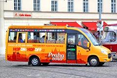 Irisbus每日Tourys 库存照片