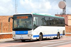 Irisbus Arway Royalty Free Stock Photography
