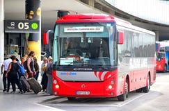 Irisbus Evadys Fotos de Stock Royalty Free
