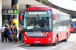 Irisbus Evadys Royalty Free Stock Photos