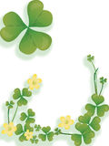 Irische Abbildung. stock abbildung