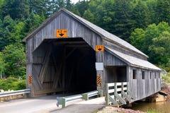 Irische Abdeckungs-Brücke der Fluss-Zahl-2 Lizenzfreies Stockfoto