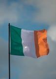 Irische Flagge Lizenzfreie Stockbilder