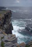 Irische Klippen Stockbilder