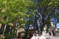 Irische Wachposten-Statue, Windsor England lizenzfreie stockbilder