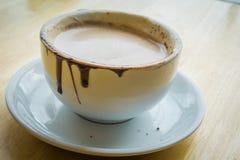 Irischer Kakao stockfotos