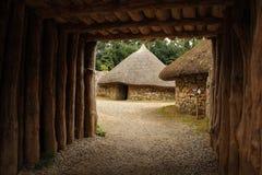 Irischer nationaler Erbpark Wexford irland lizenzfreies stockbild