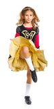 Irischer Tänzer Stockfoto