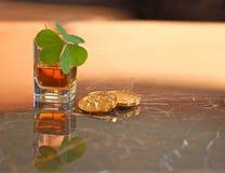 Irisches Glück Lizenzfreies Stockfoto